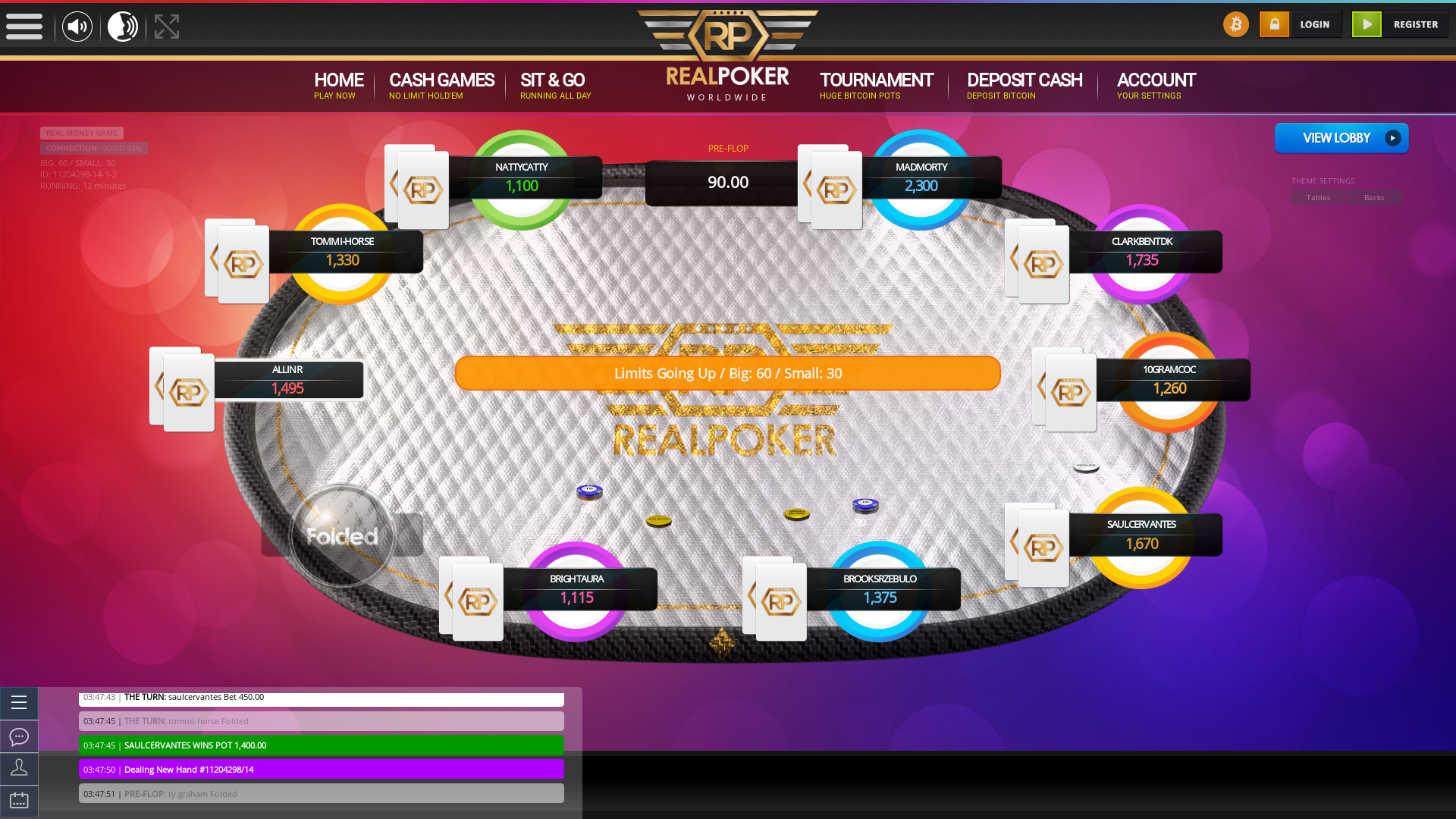 Lithuania BTC Poker 10 Player