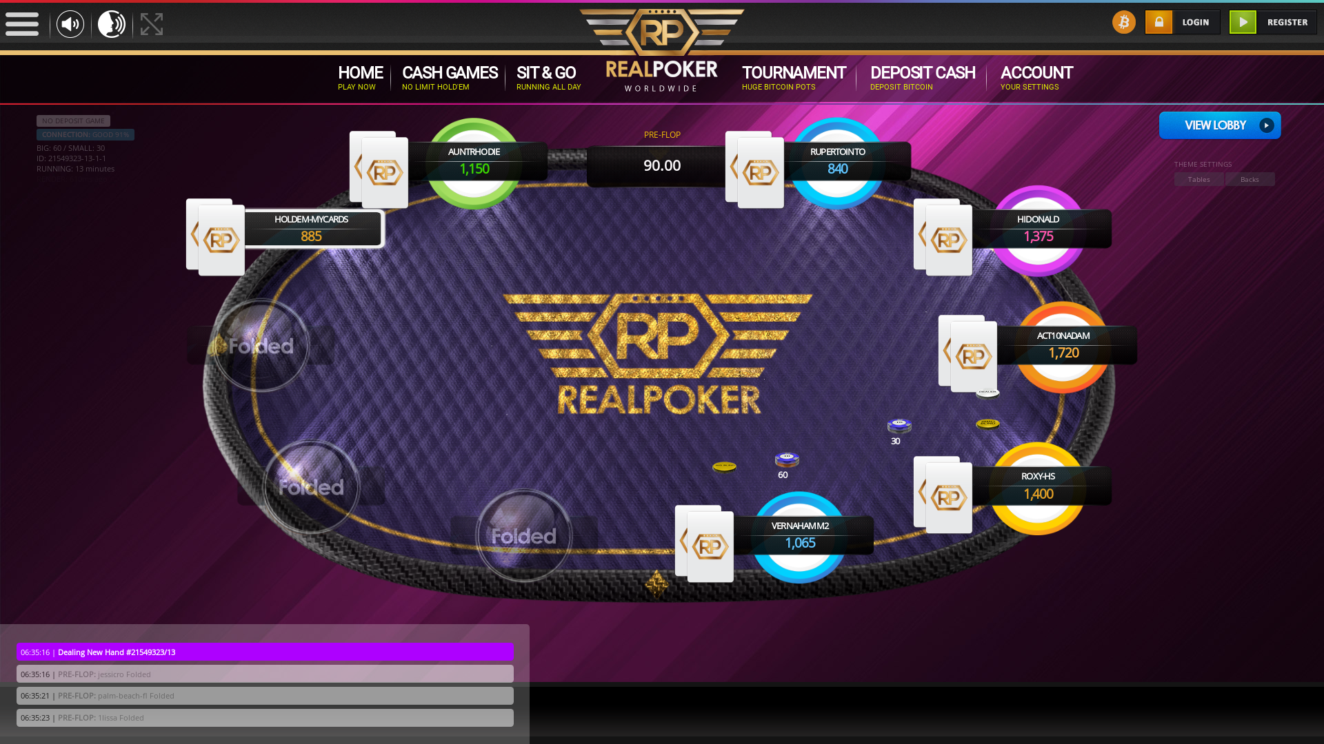 Bulgaria Crypto Poker from 14th August