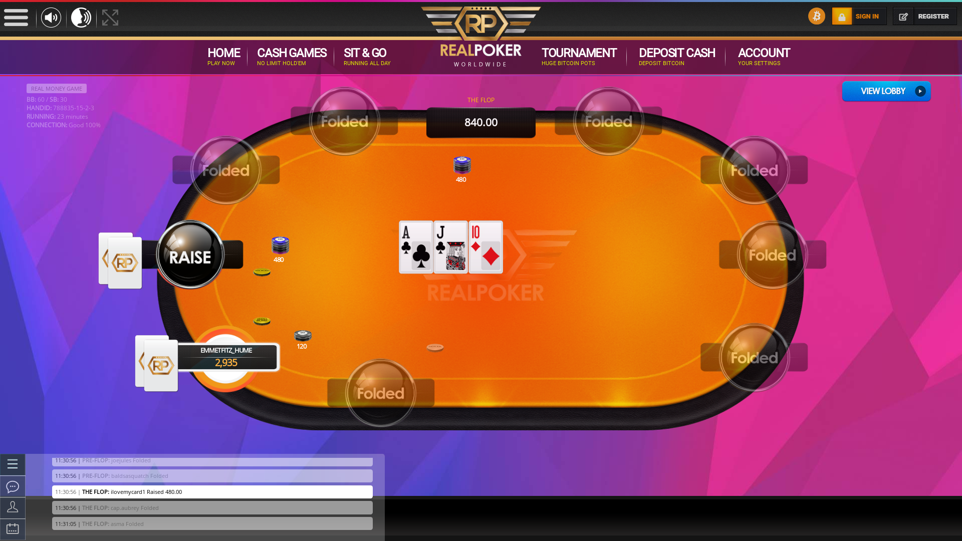Romania Crypto Poker 10 Player
