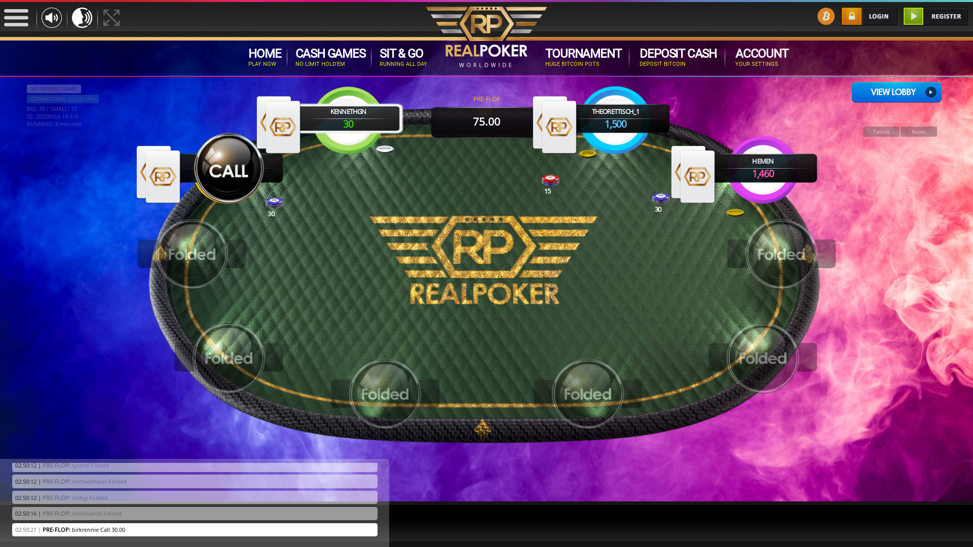 Spain Casino Bitcoin Poker from August