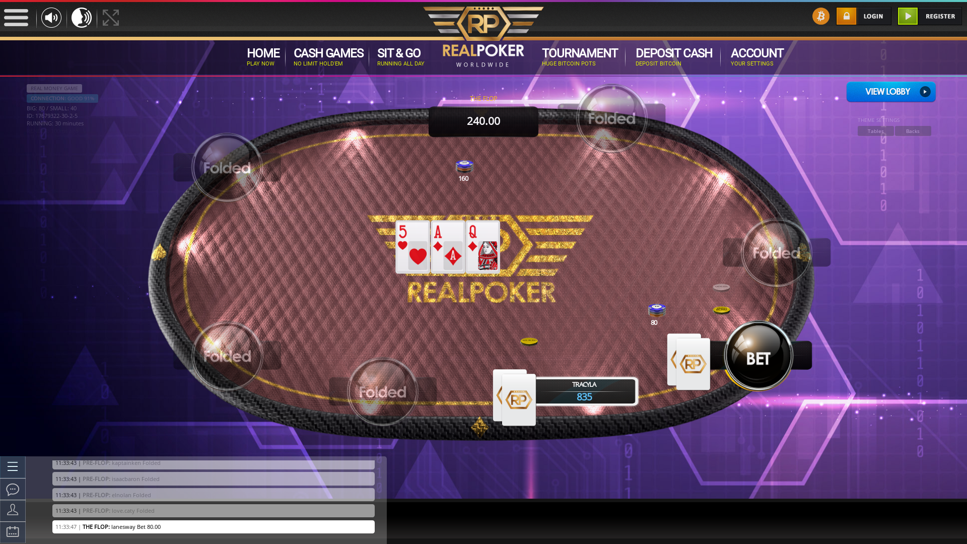 Czechia texas holdem poker table on a 10 player table in the 30th minute of the match
