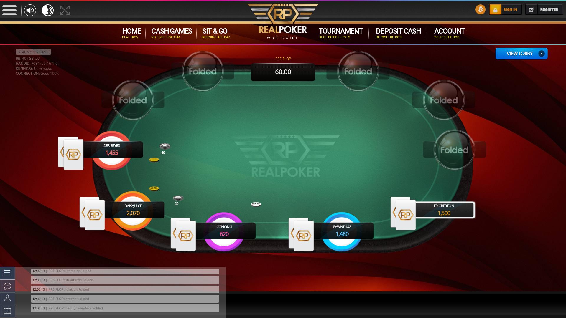 Malta Bitcoin Poker 10 Player