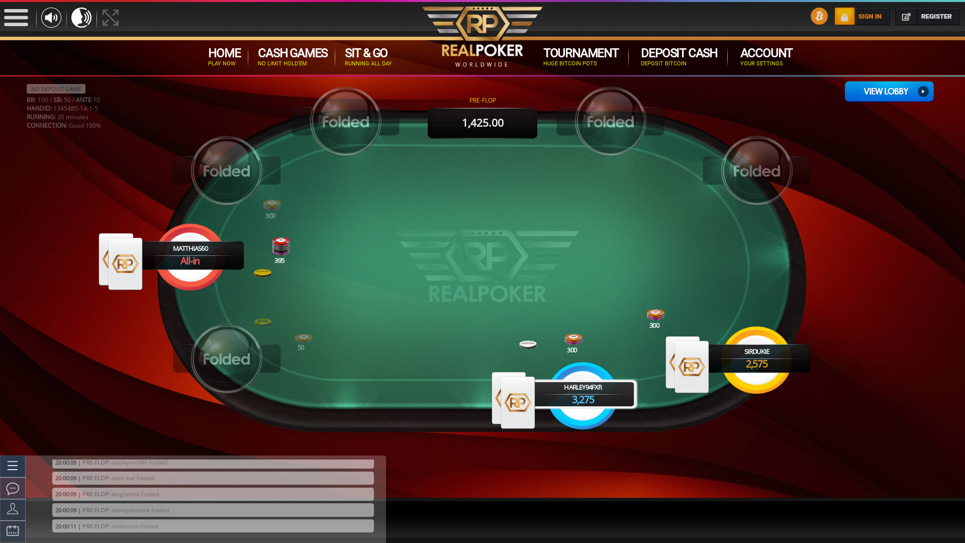 England Casino Bitcoin Poker 10 Player