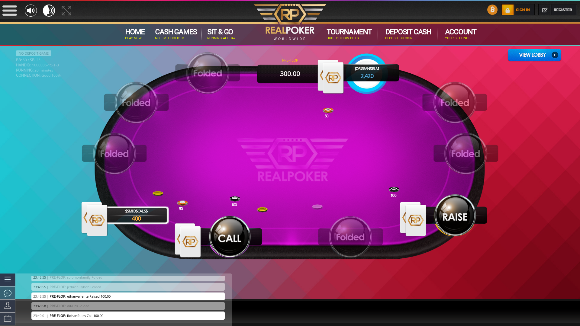 Foraleza Poker 10 Player