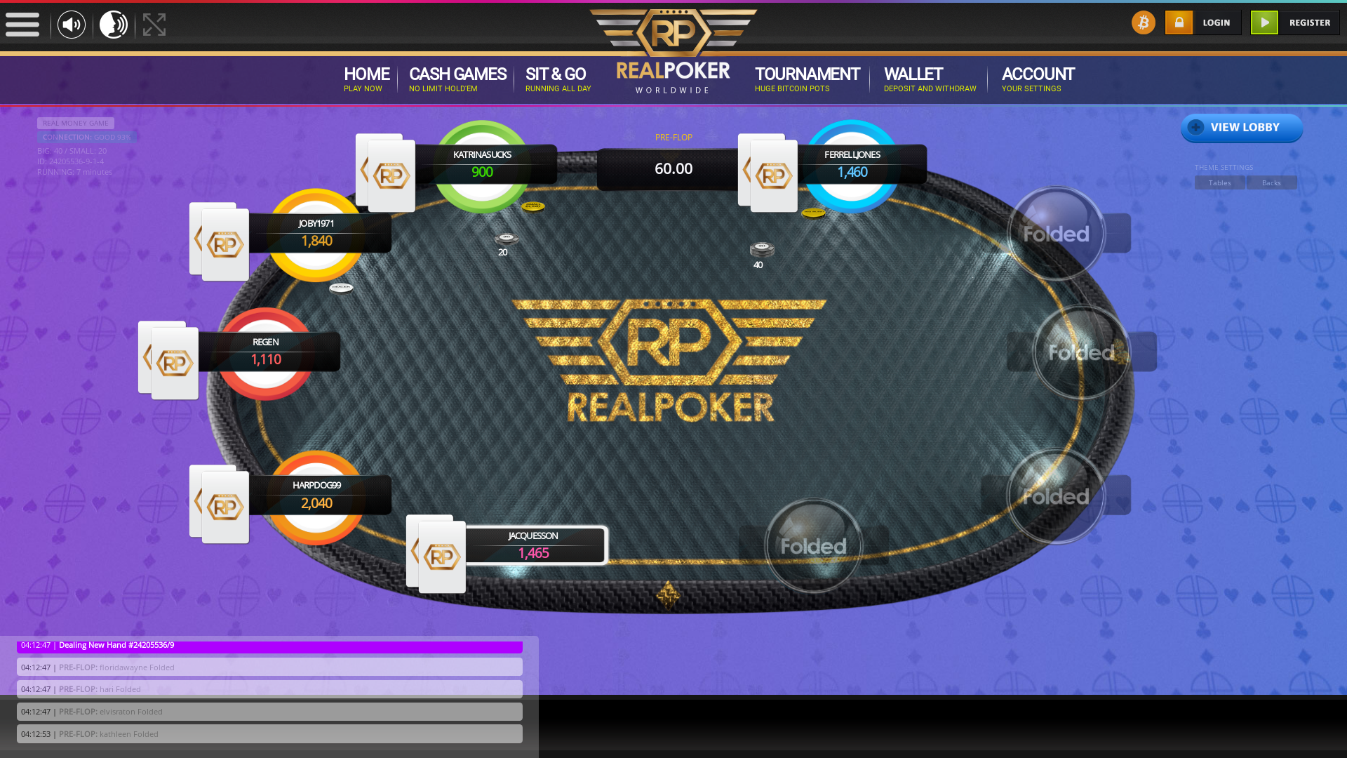 United Kingdom BTC Poker from September