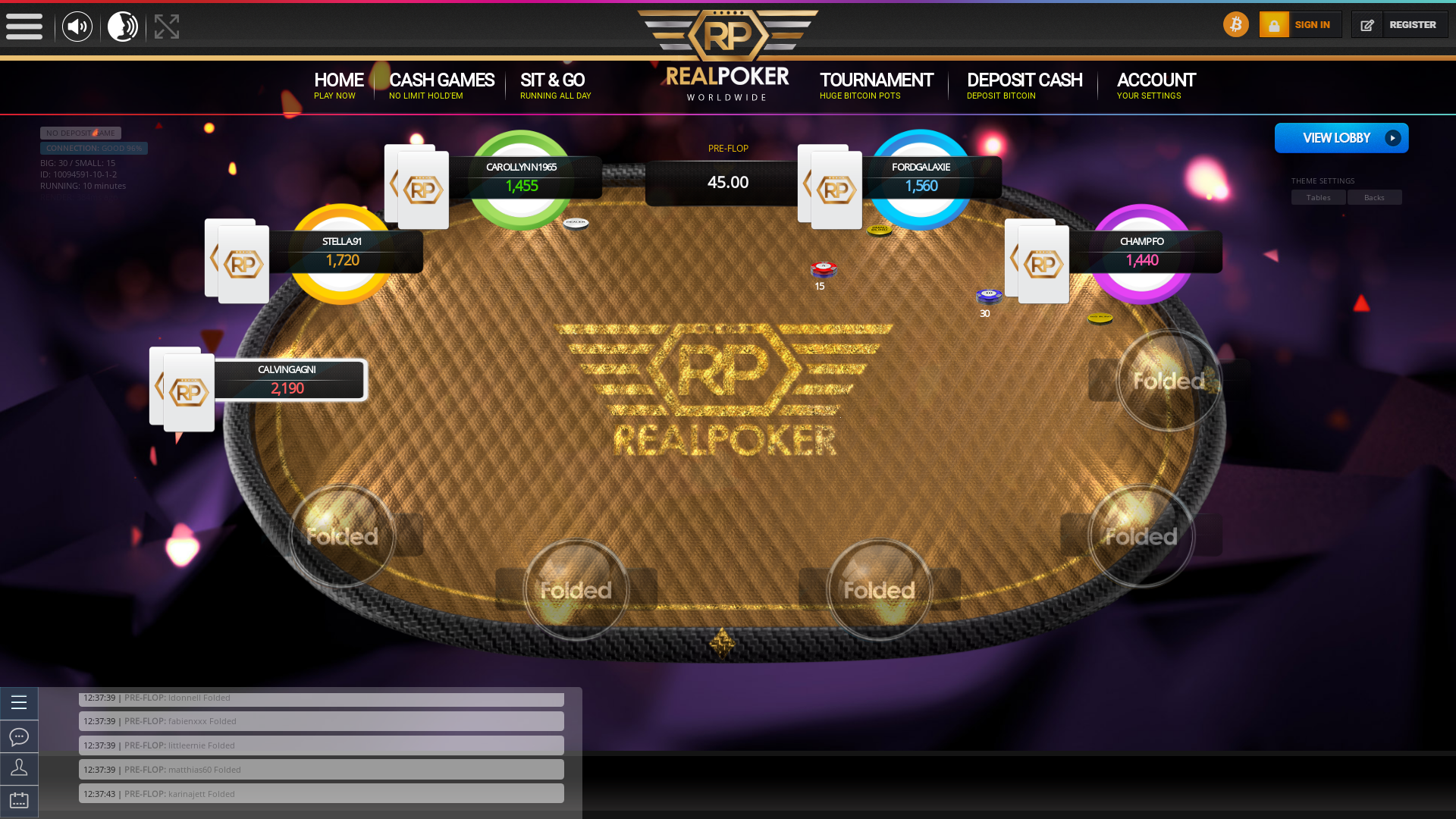 Singapore Casino Bitcoin Poker 10 Player