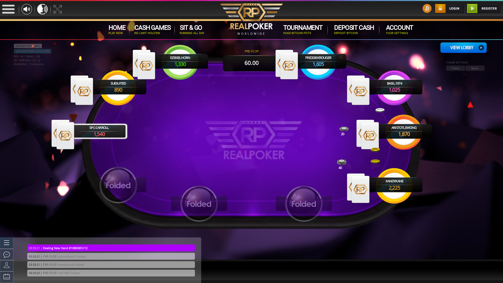 Macau Casino Bitcoin Poker from May