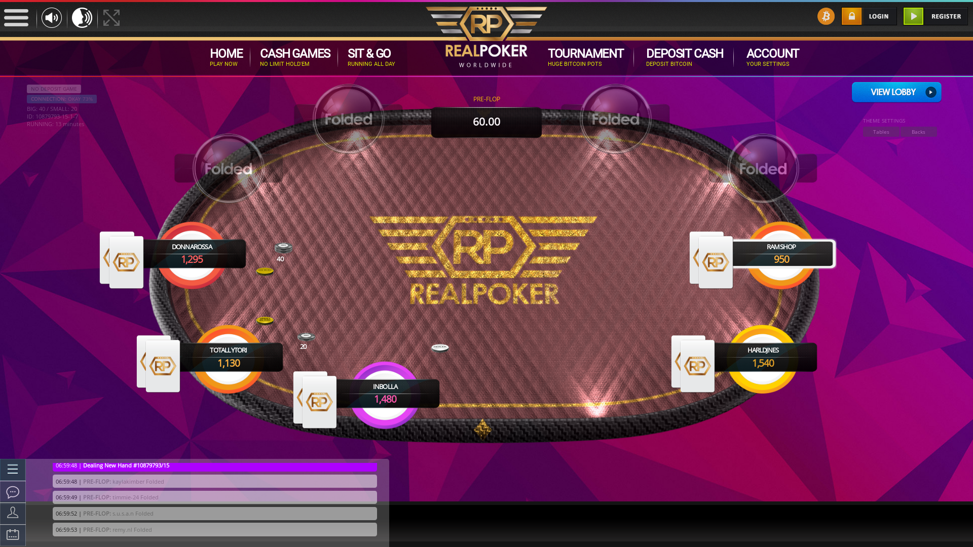 Malta BTC Poker from May