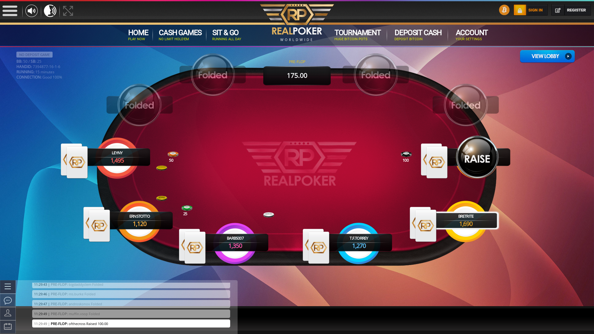 Montreal Casino Bitcoin Poker 10 Player
