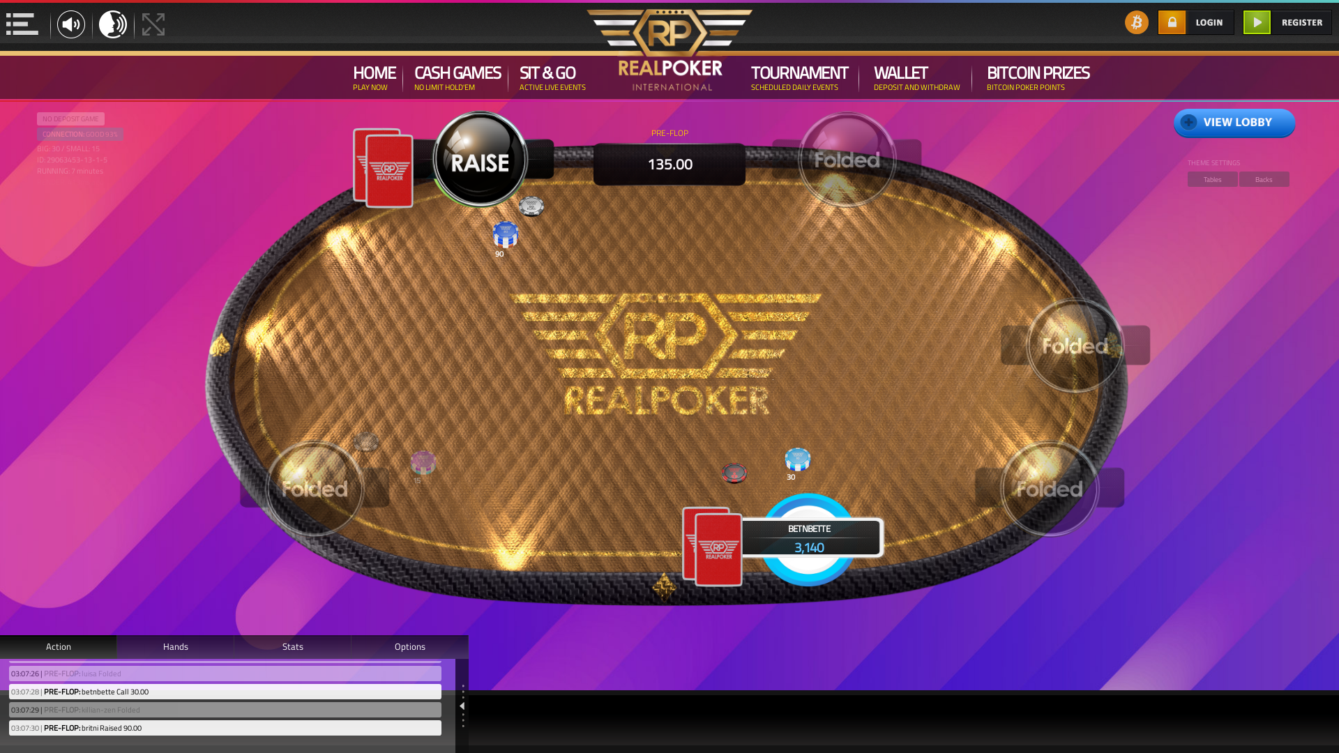 Africa Casino Bitcoin Poker 10 Player