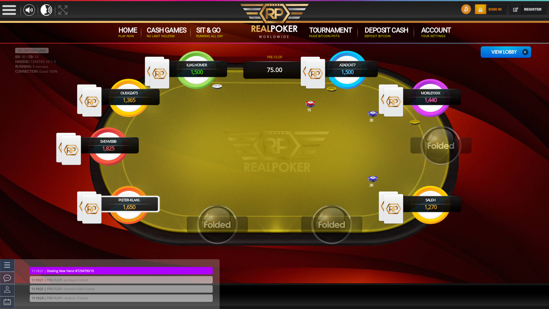 Romania Casino Bitcoin Poker from 4th April