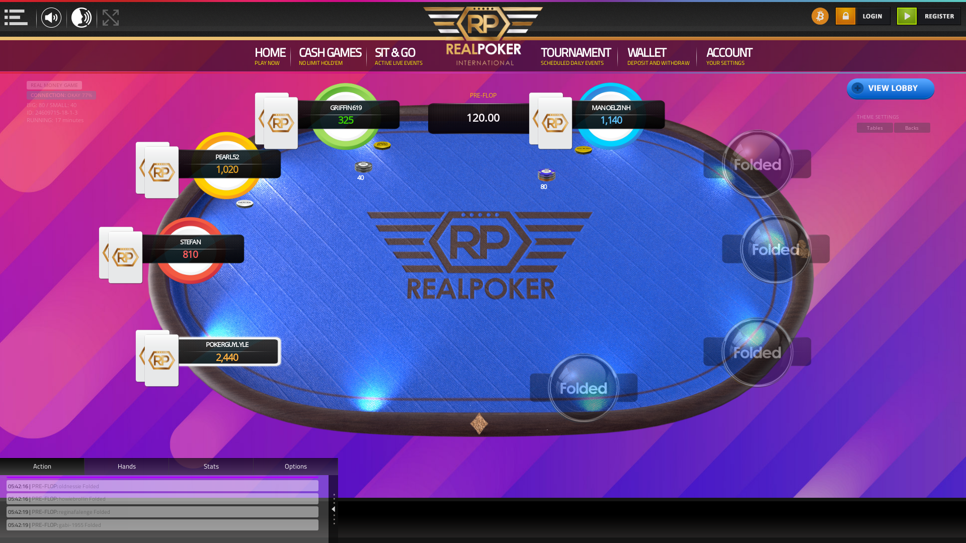 England Casino Bitcoin Poker from 16th September