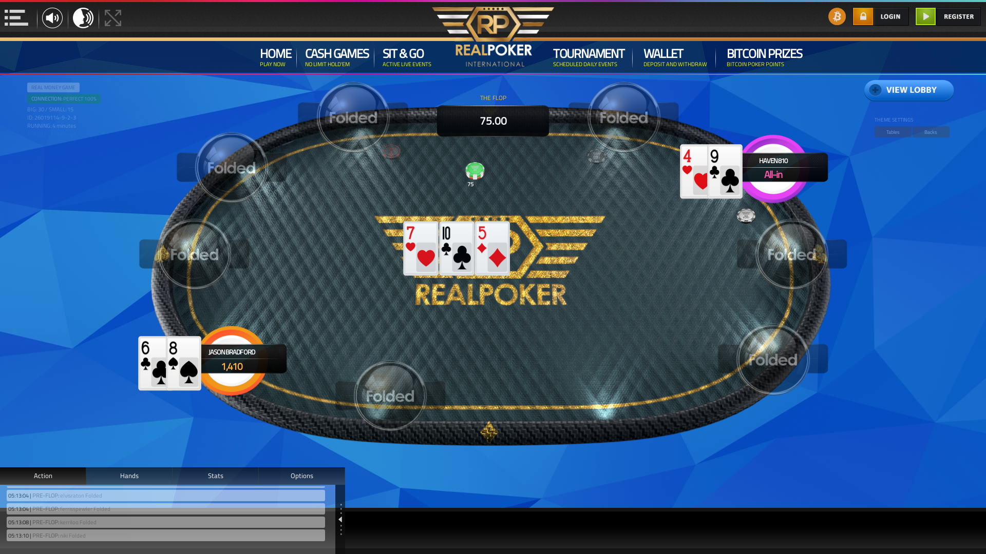 United Kingdom Casino Bitcoin Poker from September