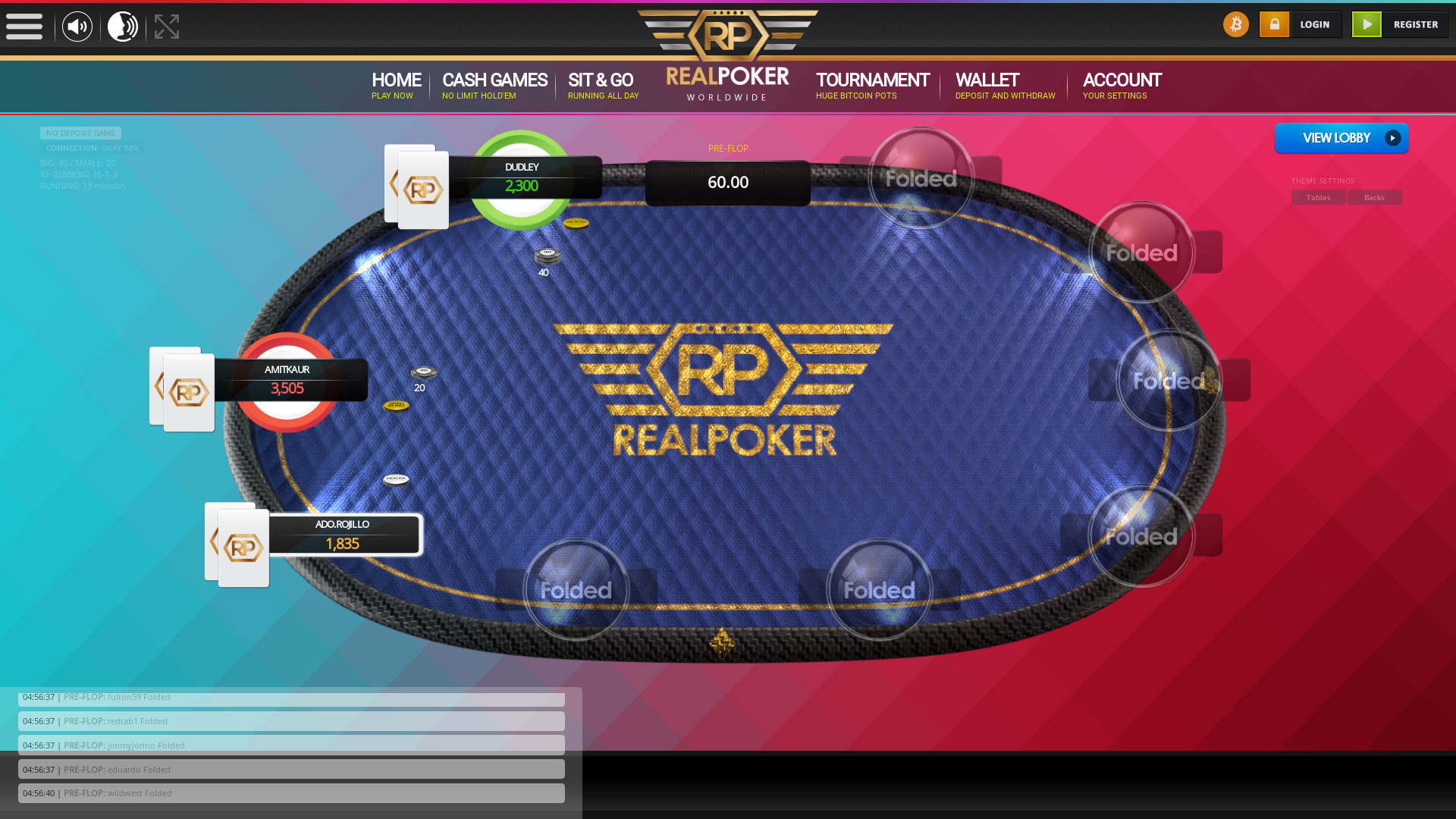 Belgium Bitcoin Poker on the 29th August