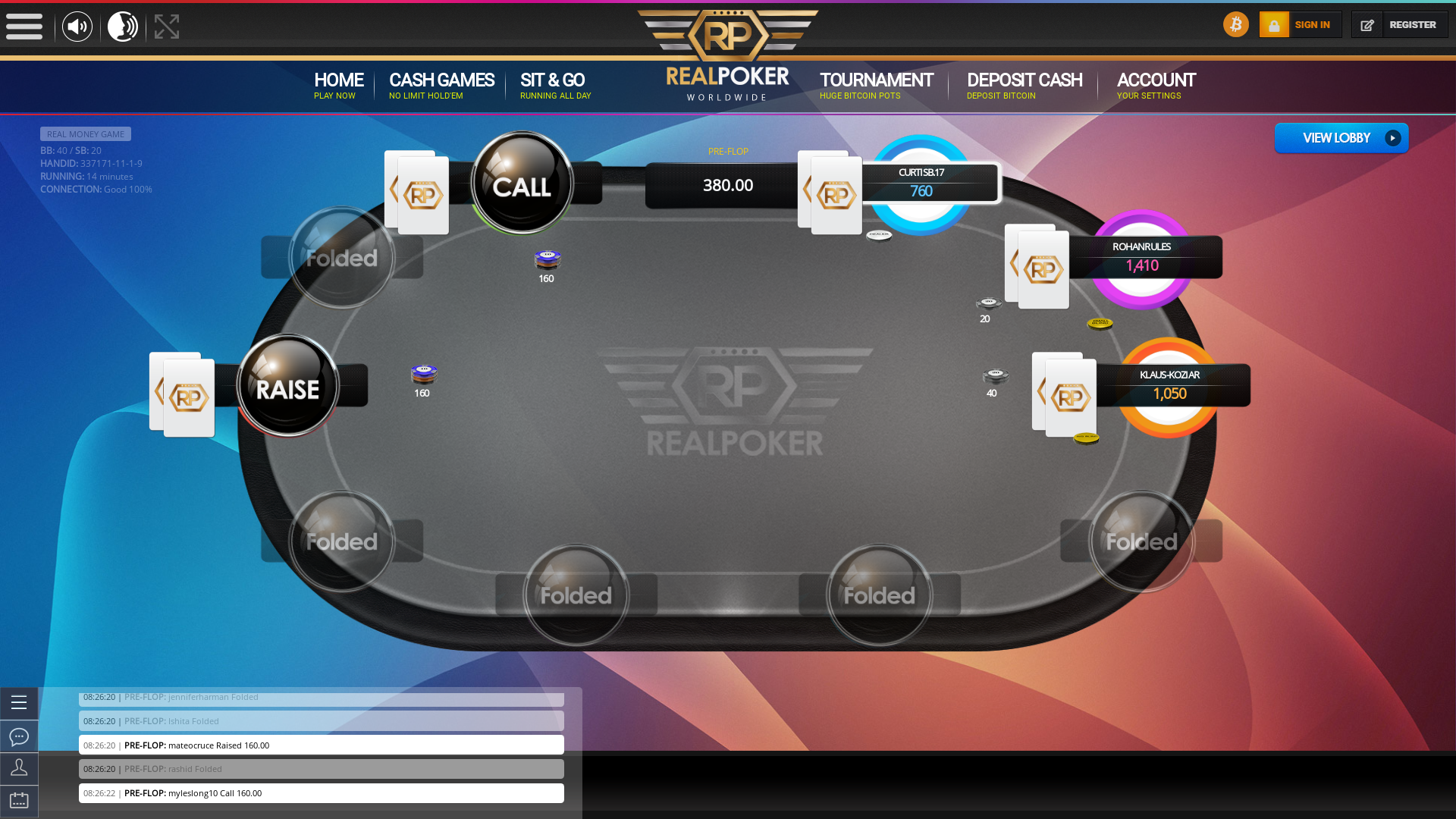 Spain Bitcoin Poker from January