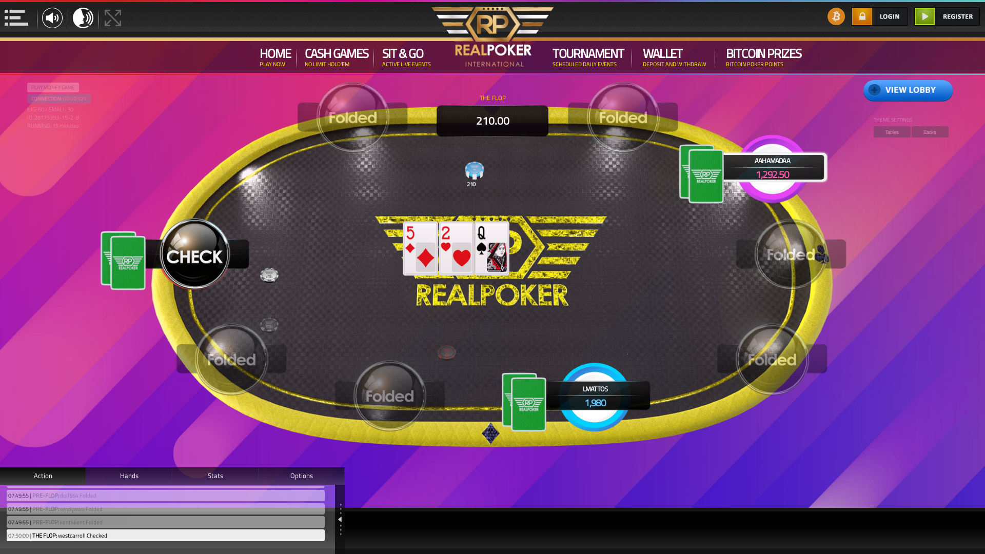 Kenya Casino Bitcoin Poker from 13th October