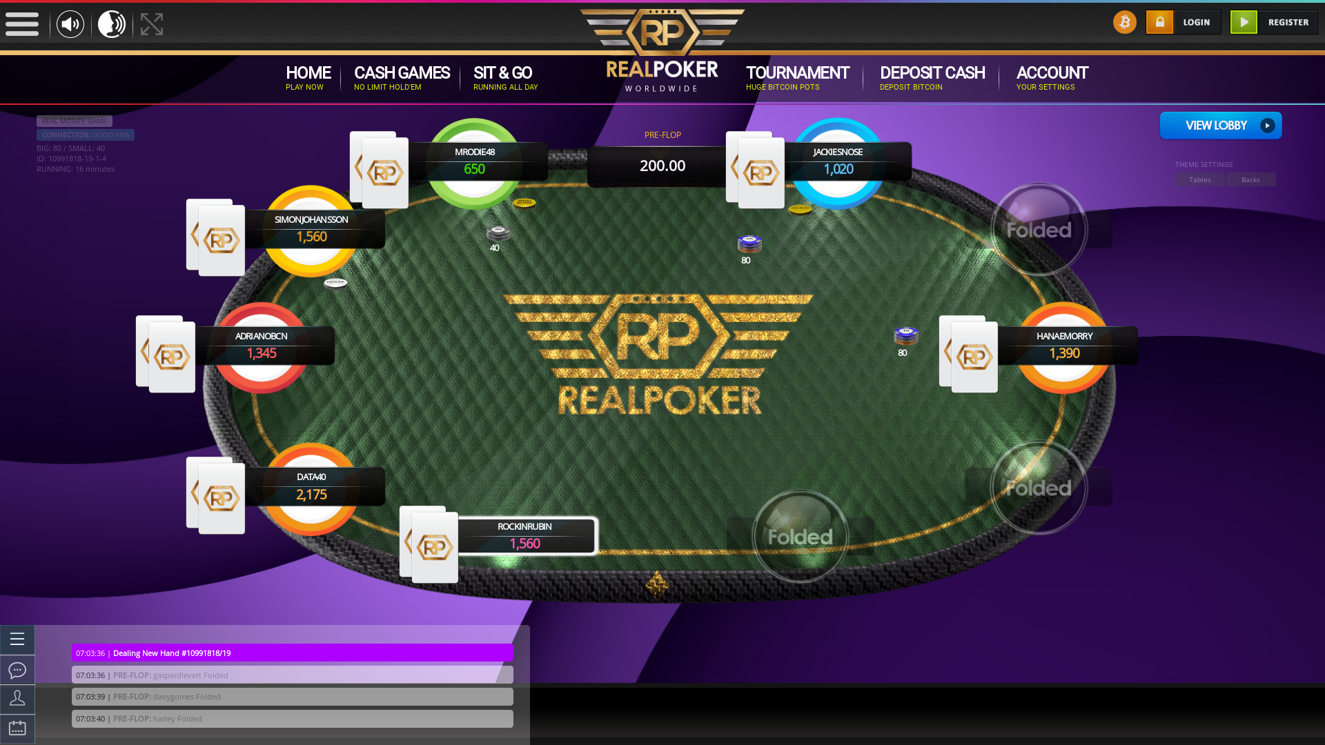 Macau Crypto Poker from May