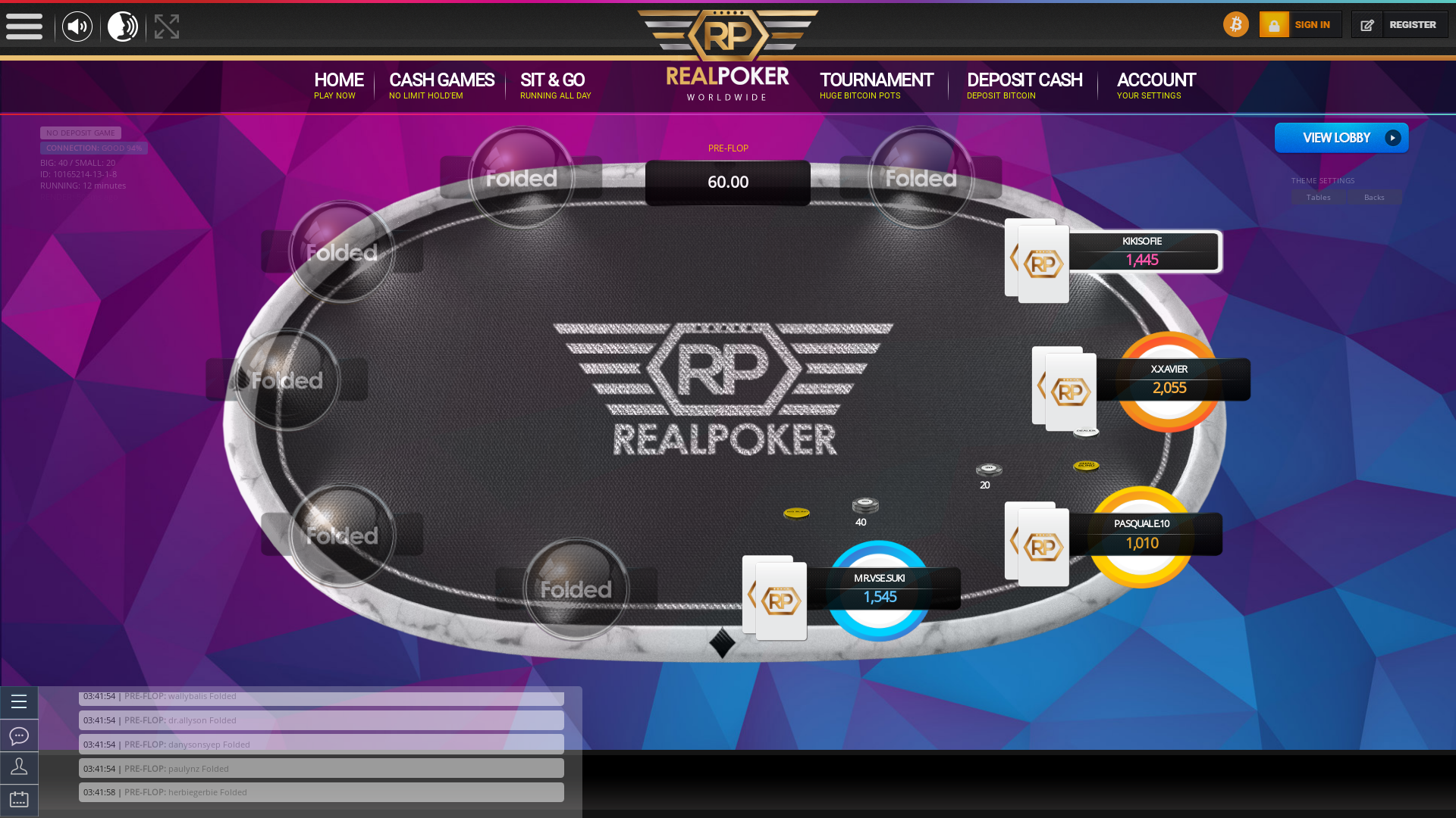 Cryptocurrency Poker 10 Player