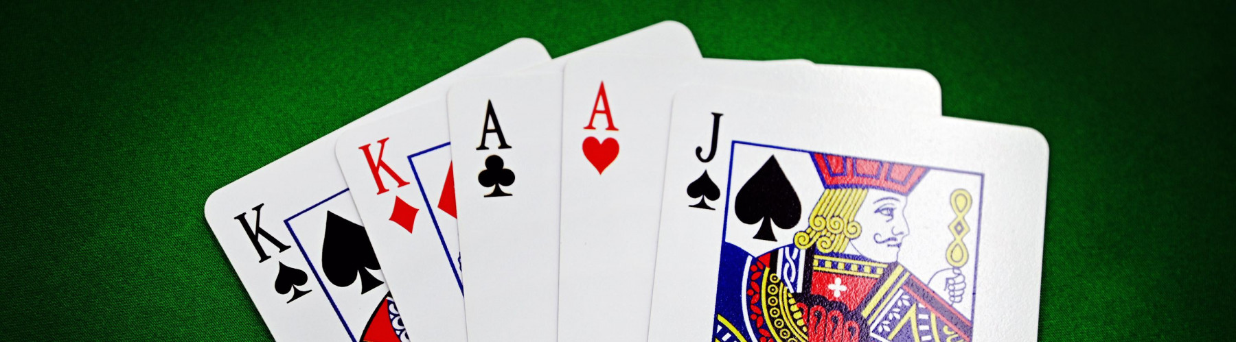 Levels of hands in the game of poker