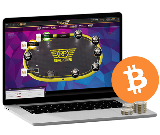 Bitcoin with Poker Bonus