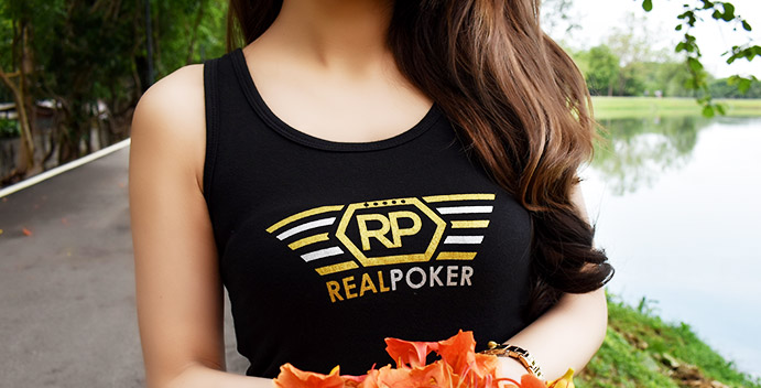 Real Poker Logo
