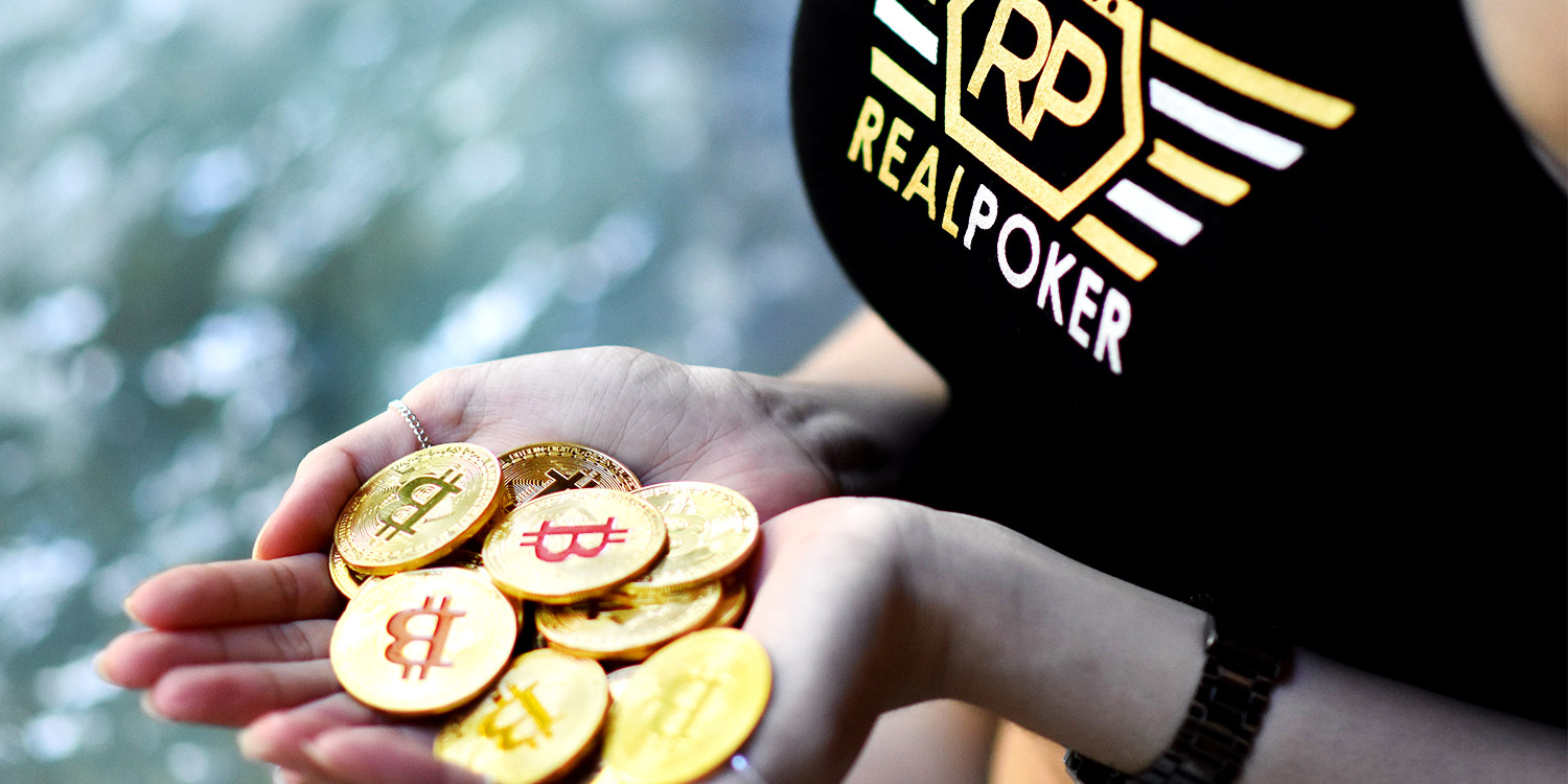 Win Bitcoin playing Poker with Real Poker